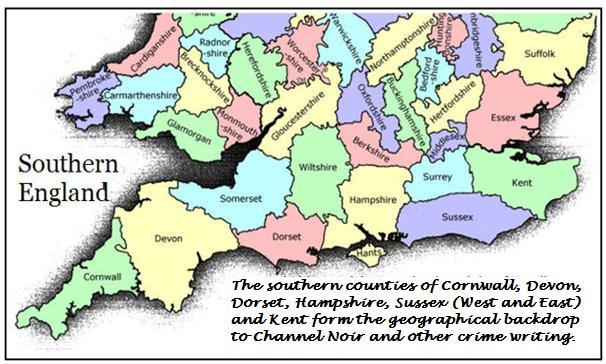 Channel Noir map